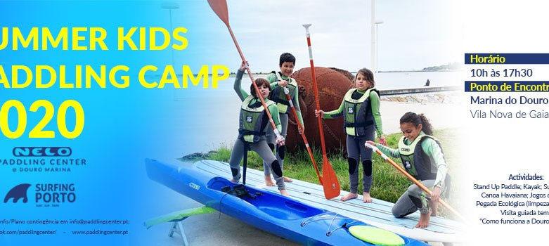Summer Kids Paddling Center 2020