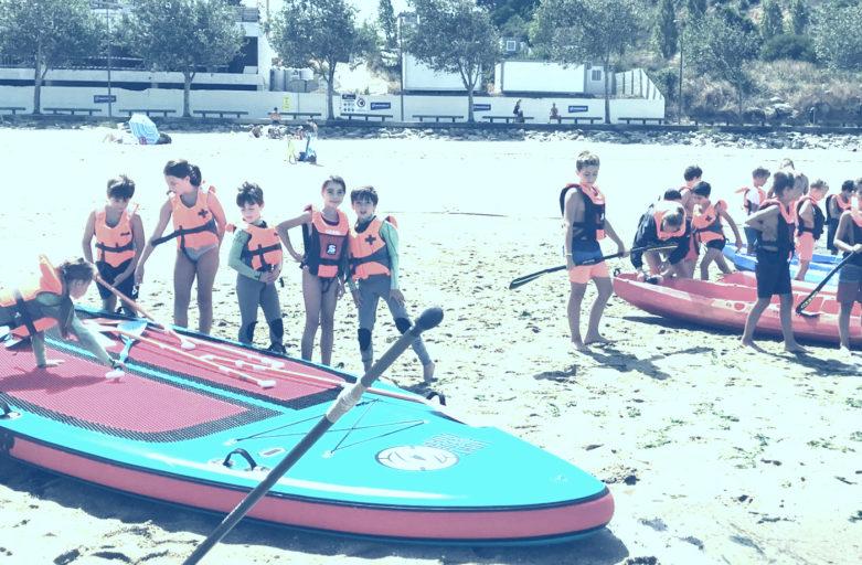 Summer Kids Paddling Camp
